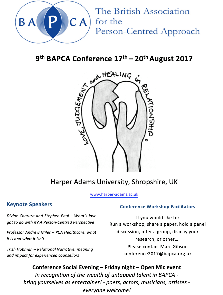 BAPCA 2017 Conference