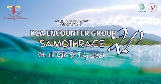 ADPCACCPTSEE 15th PCA Encounter Group in Samothrace (Greece)