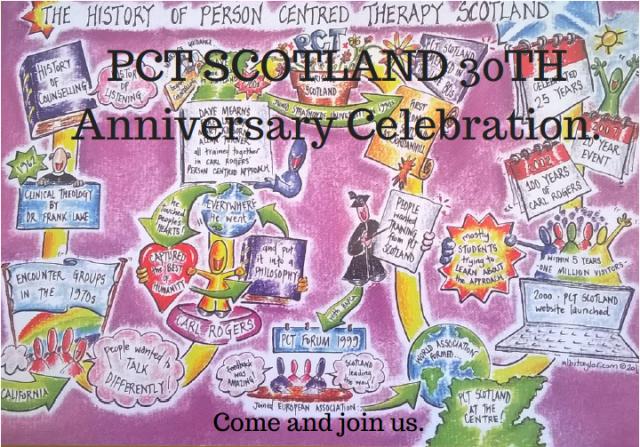 PCT Scotland 30th anniversary celebration